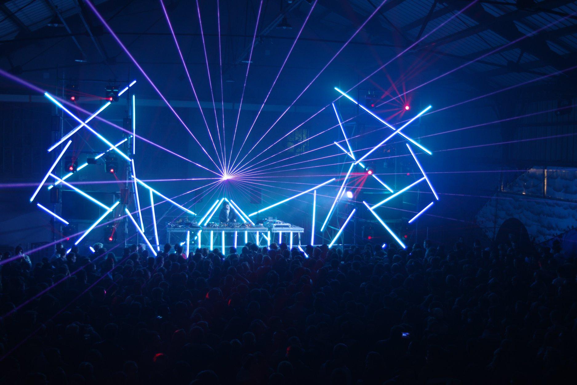 Laser Movement