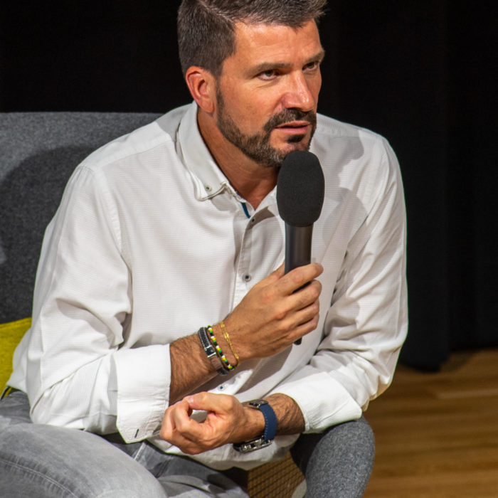 Pierre Kauffmann - Exposant au Salon Events Meetings