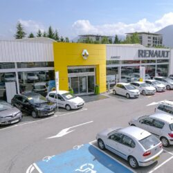 Renault concession Annecy